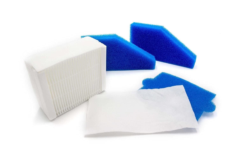 Multi Clean X10 Parq X7 Thomas Aqua+ Staubsauger alternativ wie Thomas Filterset 99 Teile-Nr. 787241 5-teilig f/ür Pet /& Family Allergy /& Family Multi Clean X8 Parquet FILTER-SET komplett