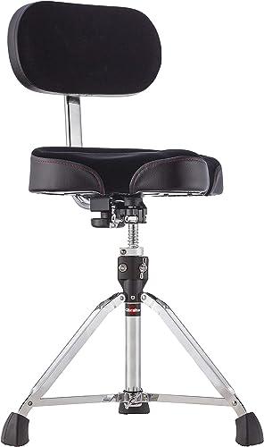 Gibraltar 9608MB Bike Seat Style Large Cordura Drum Throne