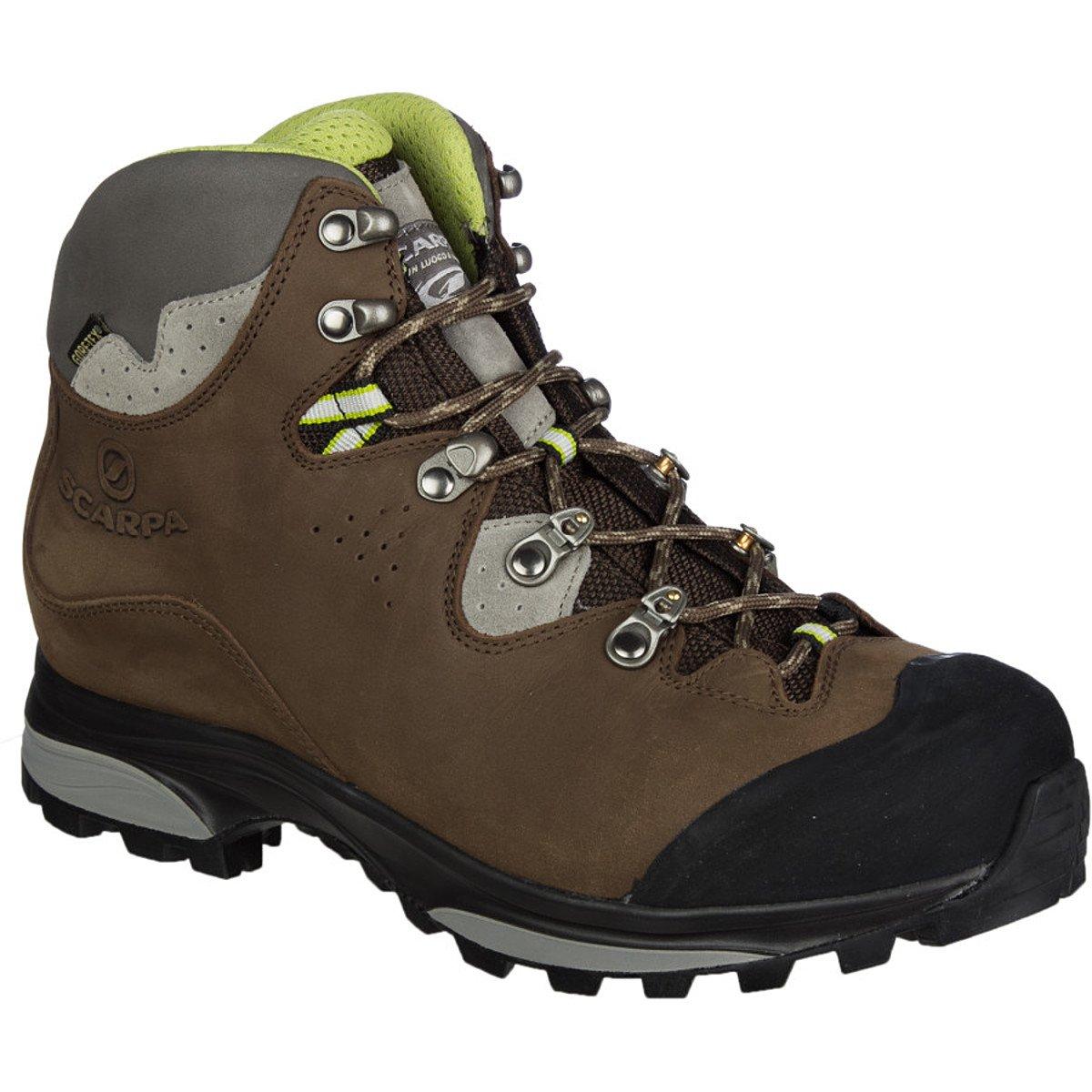 Scarpa Women's Hunza GTX Hiking Boot,Dark Brown,40 EU/8.5 M US