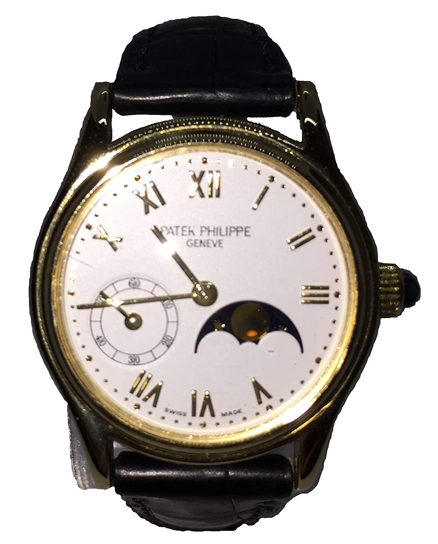 Patek Philippe Calatrava Automatic-self-Wind Female Watch 4856 (Certified Pre-Owned)