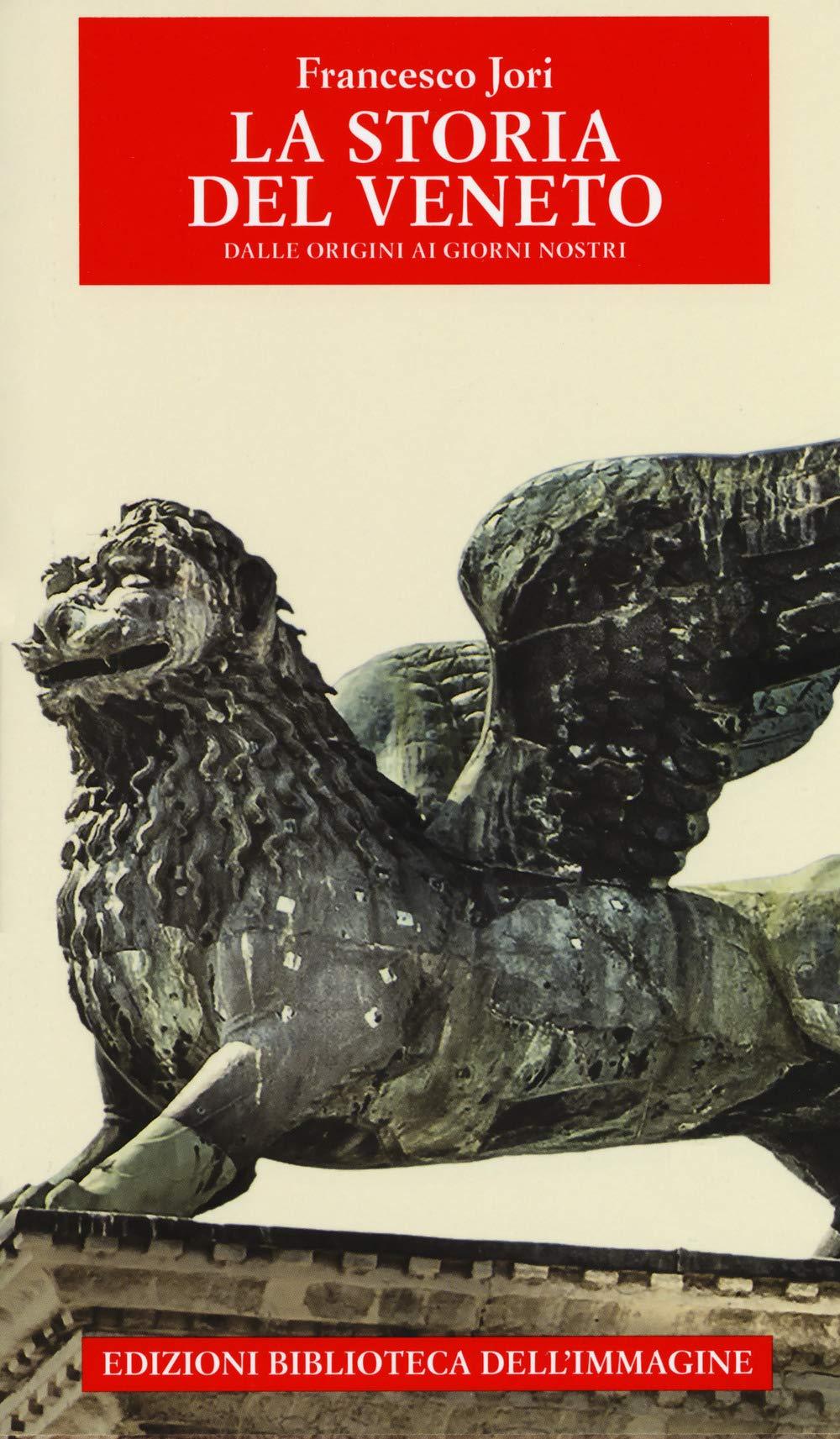 Jori - Storia del Veneto - Cover