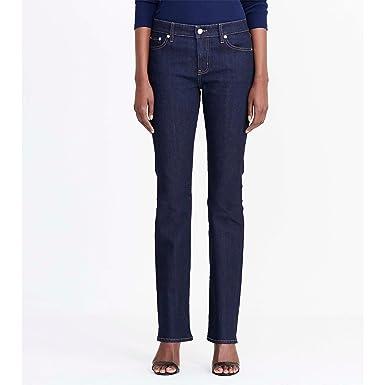 e2e8ad1b7 Image Unavailable. Image not available for. Color  Lauren Ralph Lauren  Women s Slim Bootcut Jeans ...