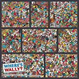 800Piece Jigsaw Puzzle Where's Wally (Waldo) GOBBLING Hobby Home Decoration DIY
