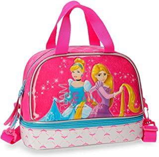 Disney Princess Beauty Case da viaggio, 25 cm, 7.13 liters, Rosa 2874851