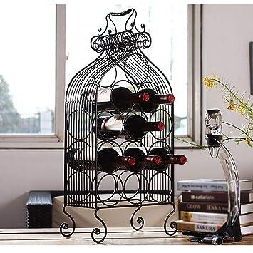 Wine rack Hogar, Bar, Hotel Ktv, Portavasos, Portavasos, Decoración, Accesorios