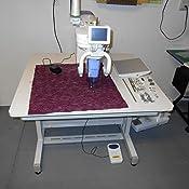 Amazon.com: JUKI tl-2200qvp-s sentarse Brazo Largo máquina ...
