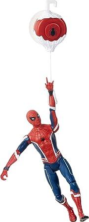 Hasbro Marvel Spider-Man- Juego Far from Home Ultimate Crawler, Multicolor, E4116ES0