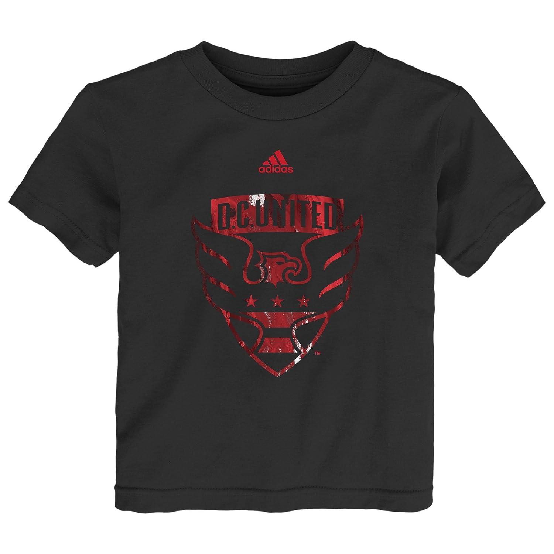 ★日本の職人技★ MLS D。C –。United Boys Boys – Warペイントロゴ半袖Tシャツ、ブラック B01N17TFT4、4t B01N17TFT4, 浅草館:309d14a3 --- a0267596.xsph.ru