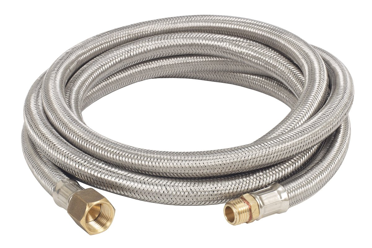 Amazon.com: Bayou Classic 10\' Stainless Lpg Hose: Garden & Outdoor