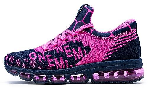 ONEMIX Zapatillas Deportivas Hombre Mujer Gimnasio Correr Running Deportes: Amazon.es: Zapatos y complementos