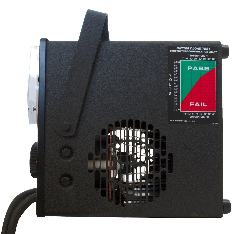 Auto Meter (SB-5/2) 800 Amp carga variable recargable/comprobador de sistema eléctrico: Amazon.es: Coche y moto