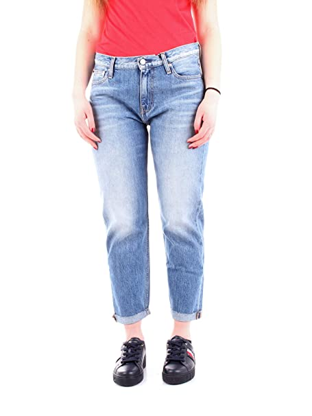 8d13df86ebbf3e CALVIN KLEIN woman jeans J20J211023 911: Amazon.co.uk: Clothing