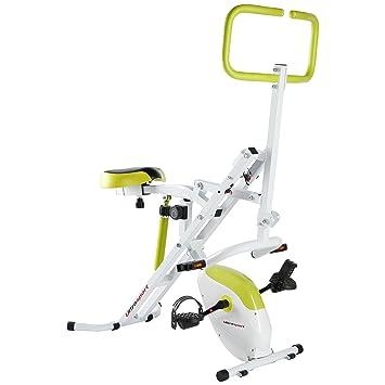 Ultrasport Home Trainer Horse Rider Aparato, Fitness, musculación y pérdida de Peso en el
