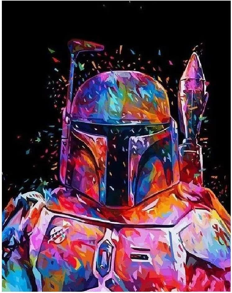 5D Pintura por Diamantes Star Wars (FYB5)