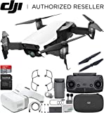 DJI Mavic Air Drone Quadcopter (Arctic White) + DJI Goggles FPV Headset VR FPV POV Experience Starters Bundle