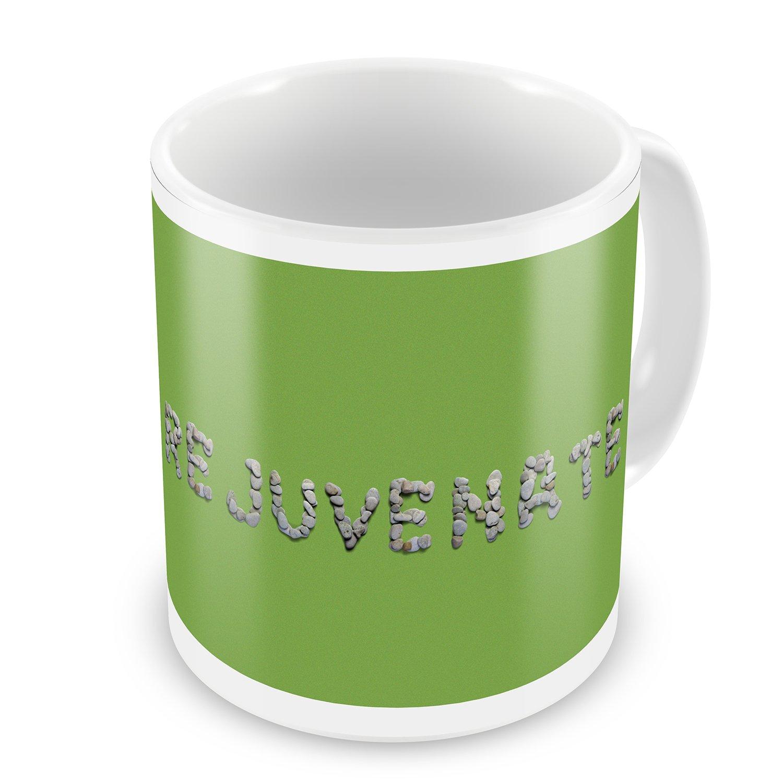 Coffee Mug Rejuvenate Spa Stones Rocks - NEONBLOND