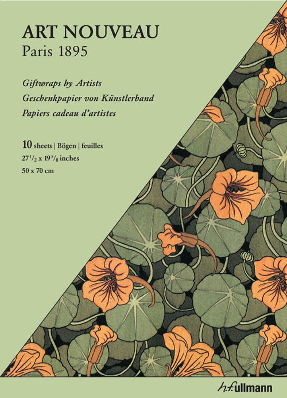Art Nouveau: Geschenkpapiere von Künstlerhand (Giftwraps by Artists)