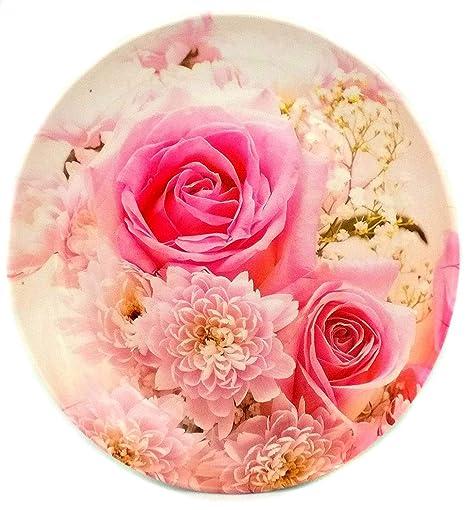 Smart Dinning Rosa 12 INCH Melamine full deep plate set