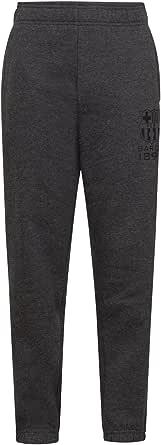FC Barcelona - Pantalón de fitness ajustados - Para niño - Forro polar - Producto oficial