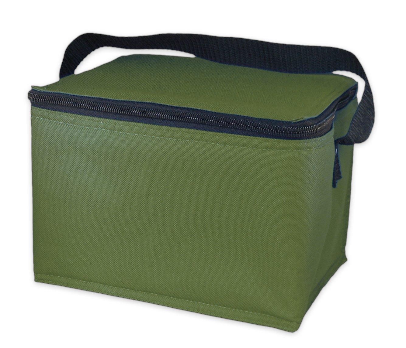 EasyLunchboxes Insulated Lunch Box Cooler Bag, Aqua ELB2-5AQUA