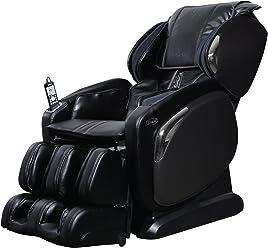 OSAKI OS-4000LS Zero Gravity Heated Massage Chair, Black