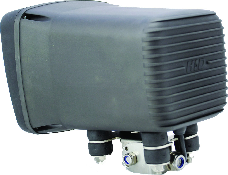 Vision X Lighting HID-6602 50 Watt HID Spot Beam Lamp