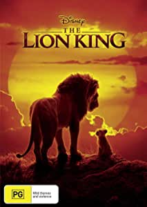 Lion King, The [Live Action] (DVD)