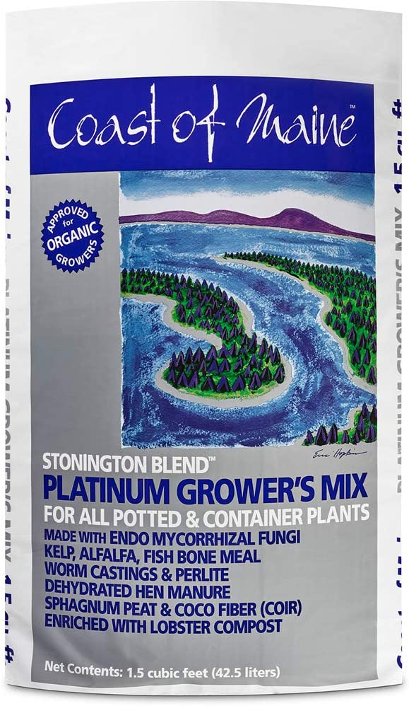 Coast of Maine - Platinum Grower's Mix