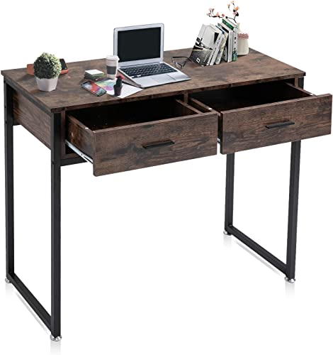 YAMASORO Computer Home Office Desk
