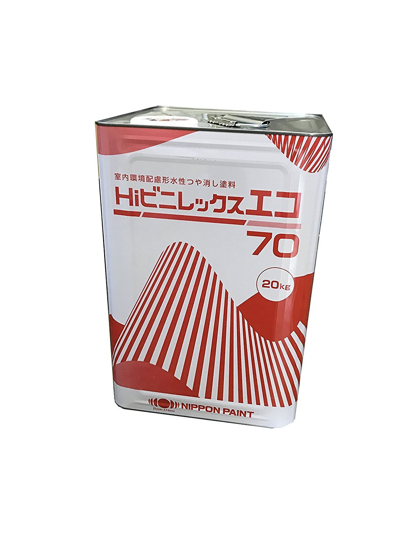 日本ペイント Hiビニレックスエコ70 20kg (NP-Hibinilexeco70-39-50H-20KG) B077X3LTWQ