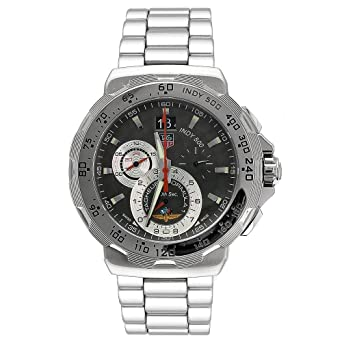 Image Unavailable. Image not available for. Color  TAG Heuer Men s  CAH101A.BA0854 Formula 1 Indy 500 Grande Date Chronograph Watch 35b6457ac9