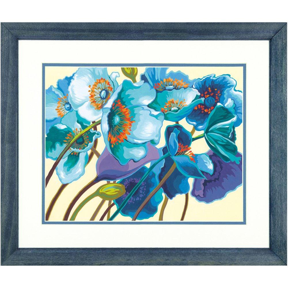 Pintura por Numeros (ITM-4766) flor