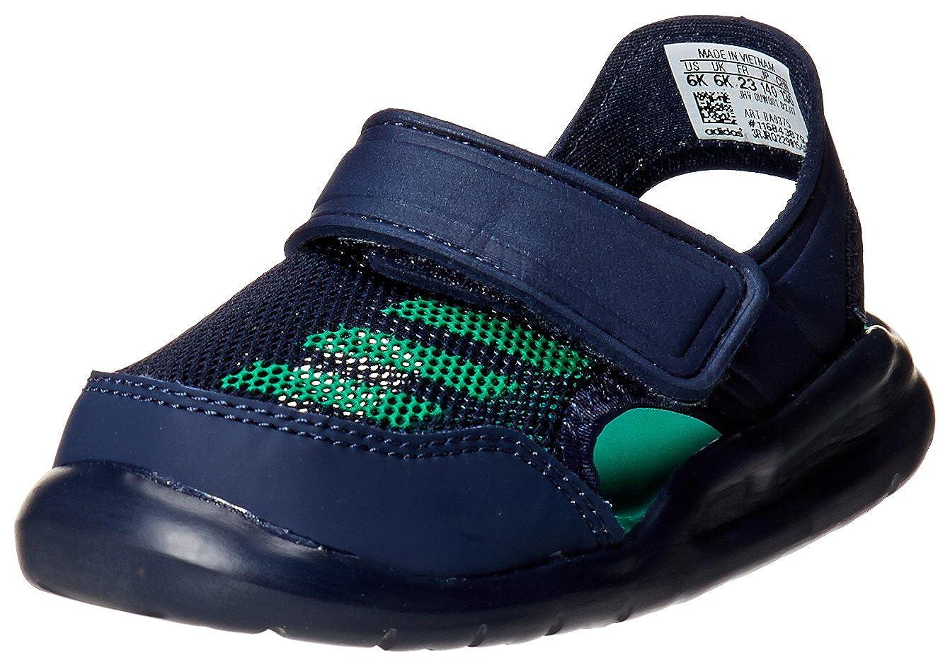 adidas BA9375/BA9380 Forta Swim C Jungen Baby Badeschuh Mesh Klett adidas Performance