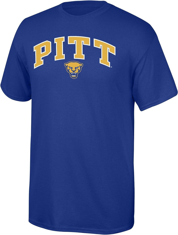 Elite Fan Shop NCAA Mens T Shirt Team Color Arch