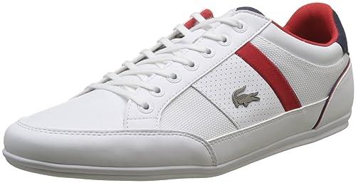 Lacoste Chaymon 218 1 CAM, Zapatillas para Hombre: Amazon.es: Zapatos y complementos