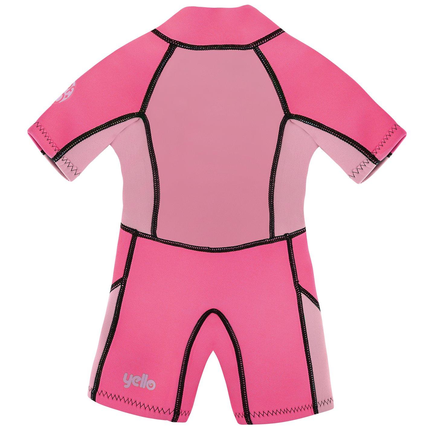 Yello Girls Sandbar Infant Shorty UPF 50/Plus Muta