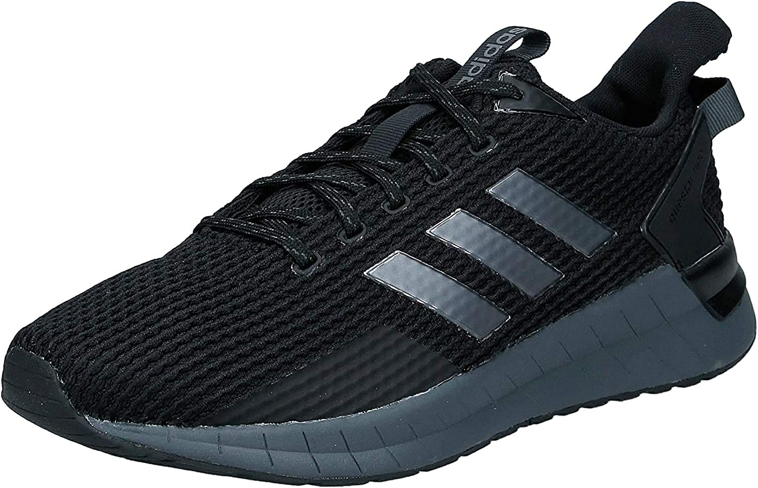 adidas Questar Ride, Zapatilla, Core Black-Night Metallic-Grey Six: Amazon.es: Zapatos y complementos