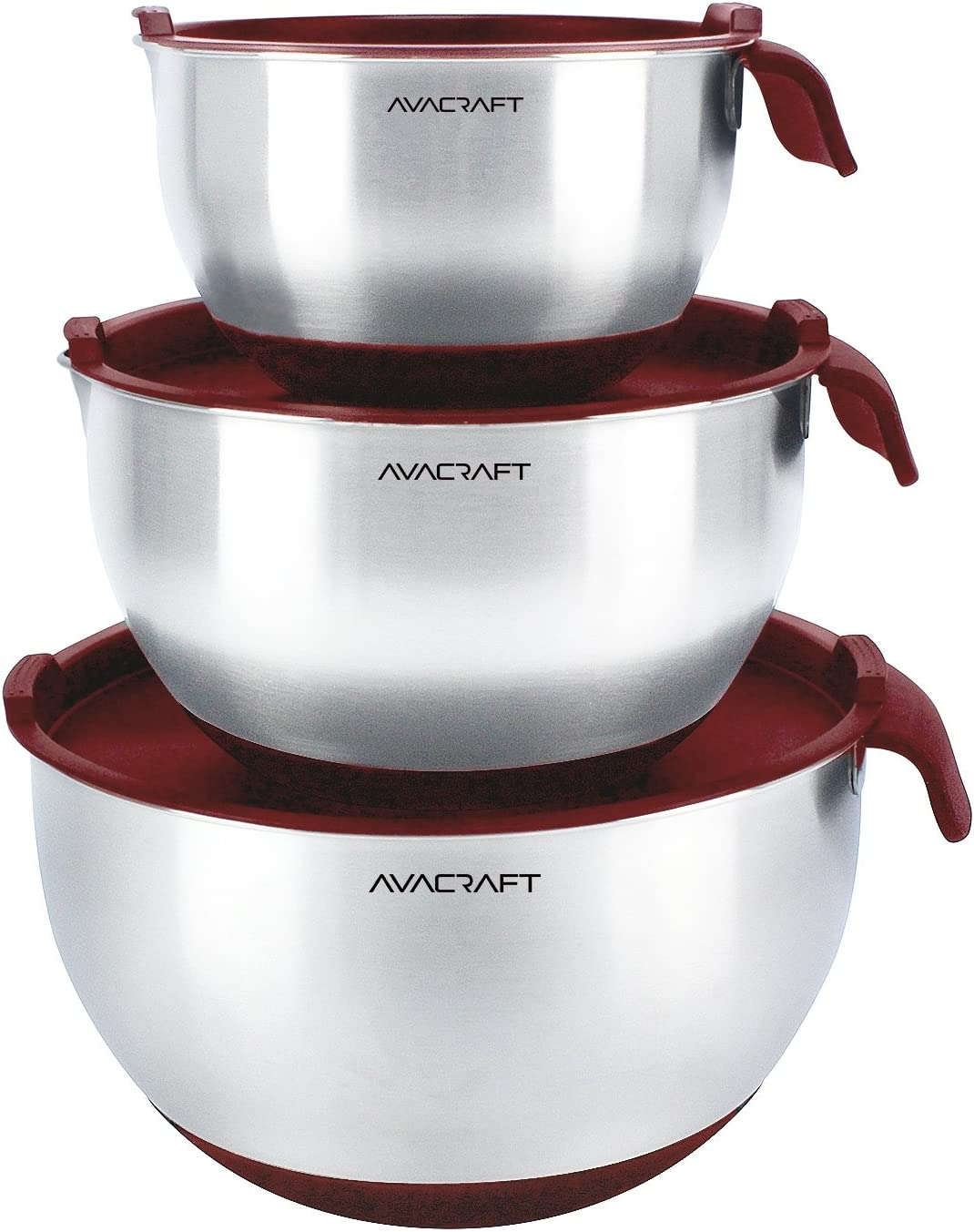 Top Rated Stainless Steel Mixing Bowls