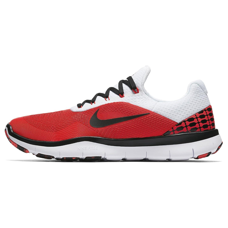 new style 27212 b4dd8 ... Amazon.com Nike Georgia Bulldogs Free Trainer V7 Week Zero College Shoes  - Size Men ...