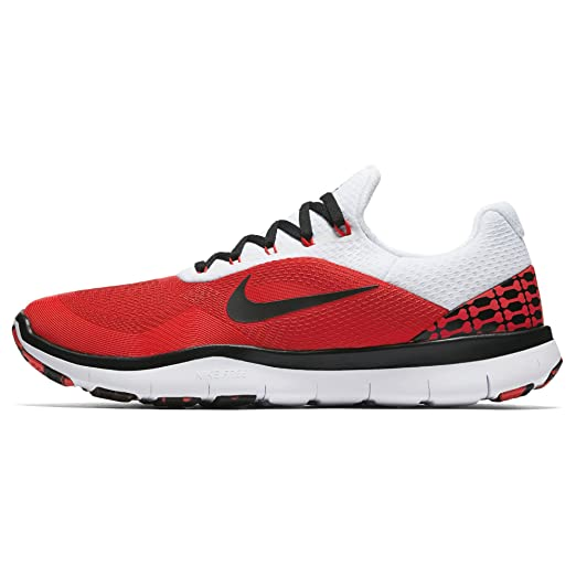 wholesale dealer 02398 d17af ... Amazon.com Nike Georgia Bulldogs Free Trainer V7 Week Zero College  Shoes - Size Mens ...