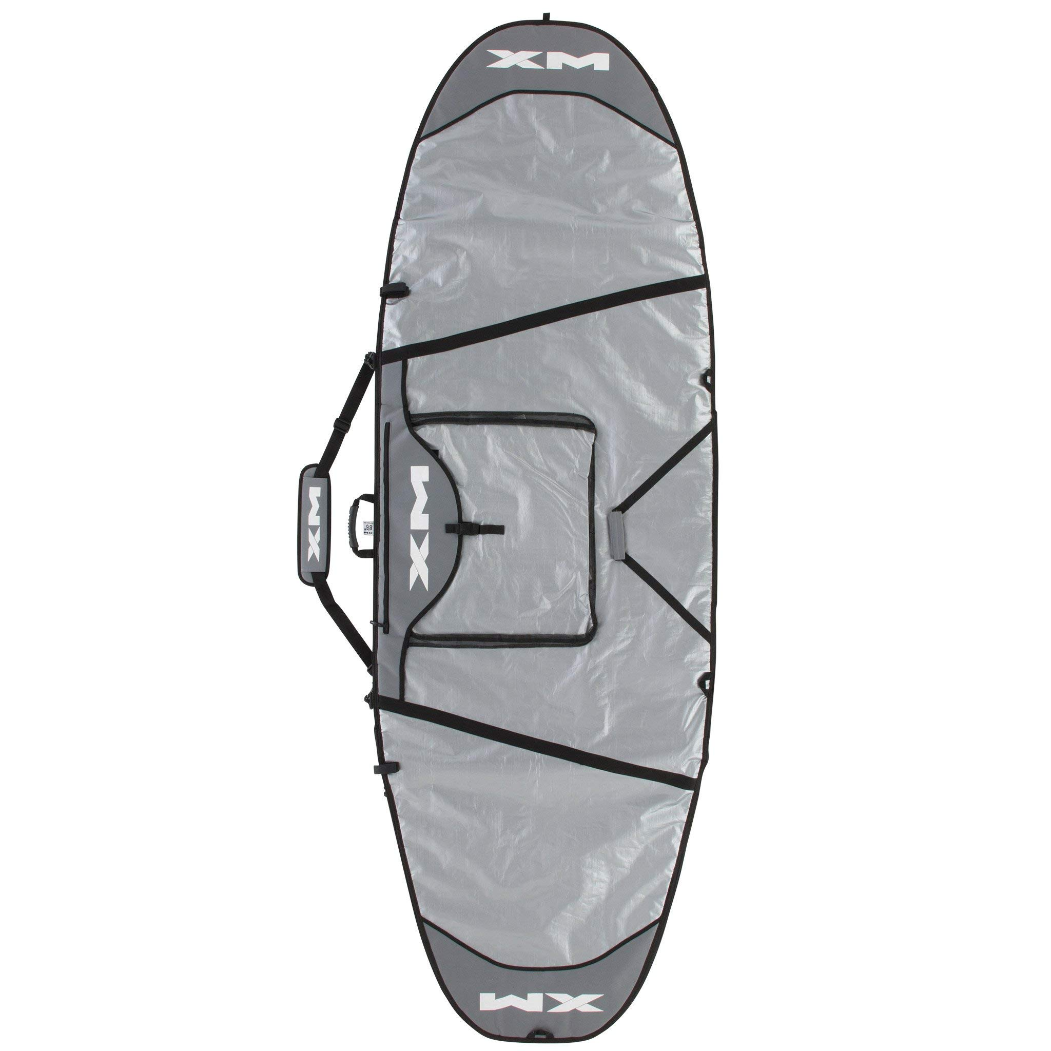 XM Stand UP Paddle (SUP) Board Day Bag / 10MM Ultra Durable Padding/Big Pocket by XM | SURF MORE