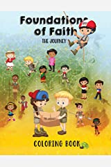 Foundations of Faith Children's Edition Coloring Book: Isaiah 58 Mobile Training Institute Paperback