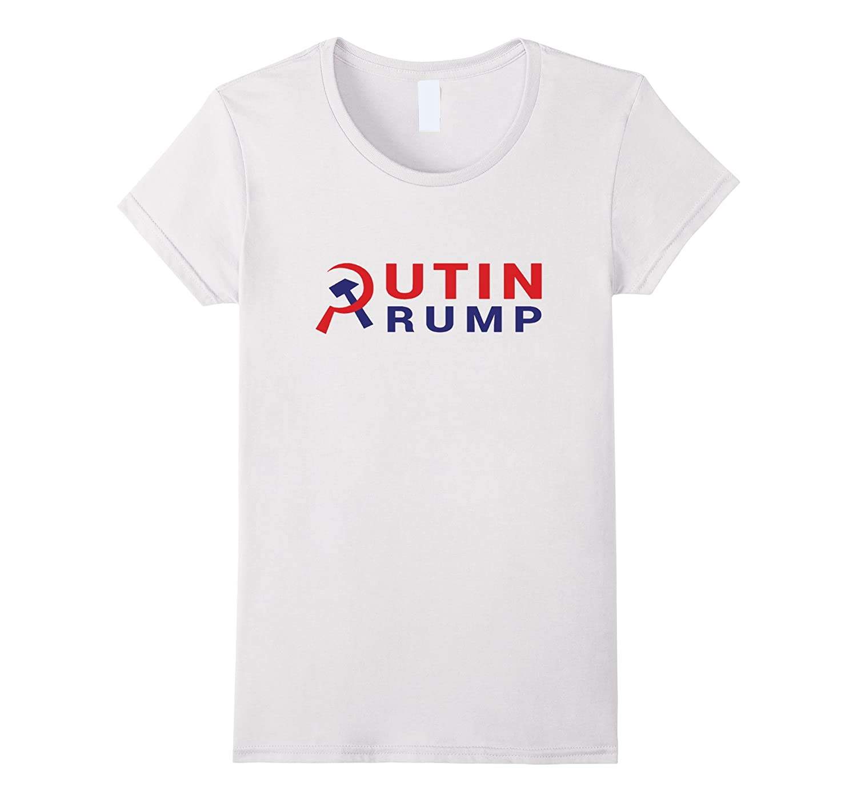 TRUMP PUTIN T SHIRT Anti Trump Notmypresident