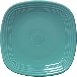 product image for Fiesta Square Dinner Plate, 10-3/4-Inch, Turquoise