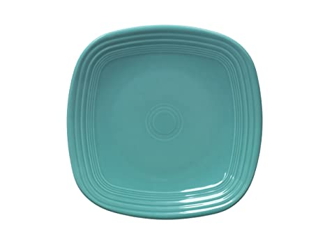 Fiesta Square Dinner Plate 10-3/4-Inch Turquoise  sc 1 st  Amazon.com & Amazon.com | Fiesta Square Dinner Plate 10-3/4-Inch Turquoise ...