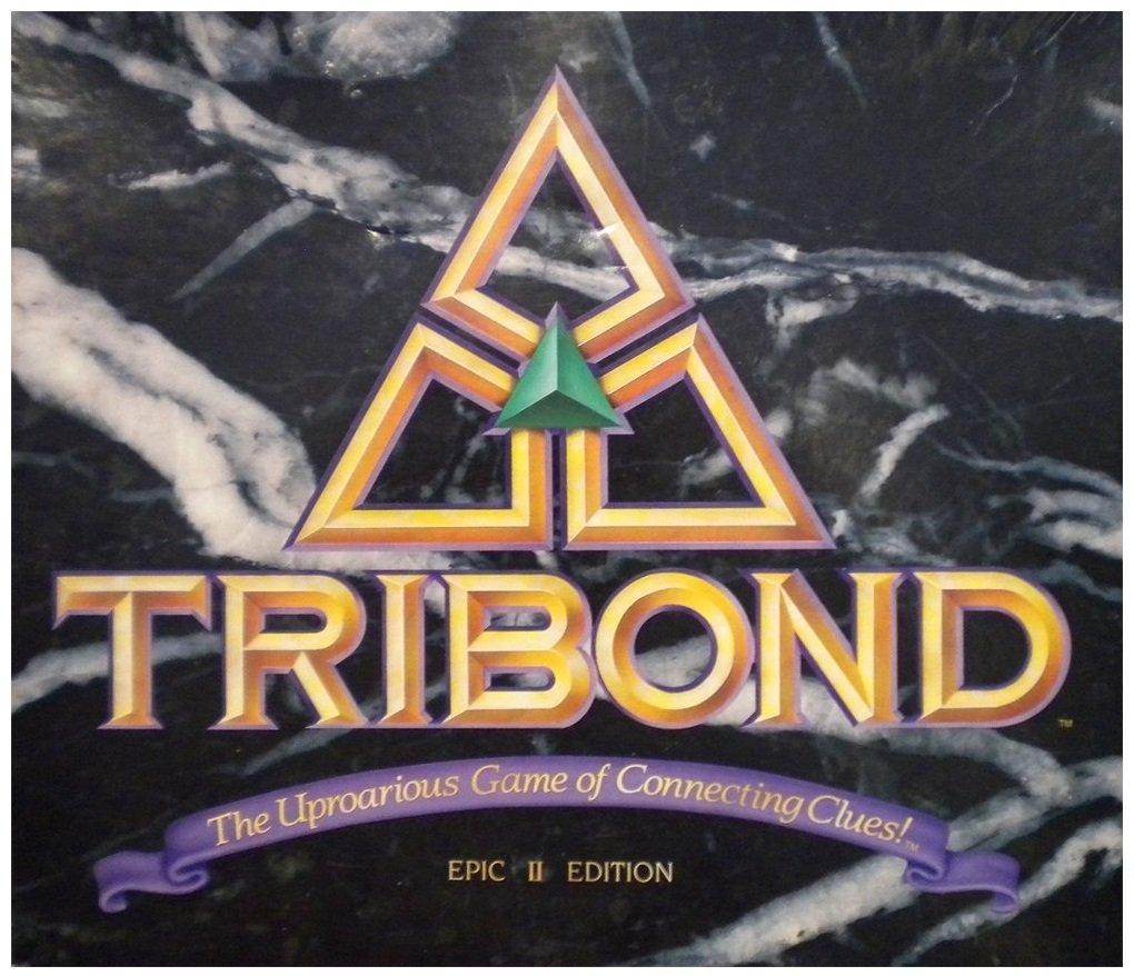 TriBond Epic II Edition Board Game Big Fun A Go Go Inc NA