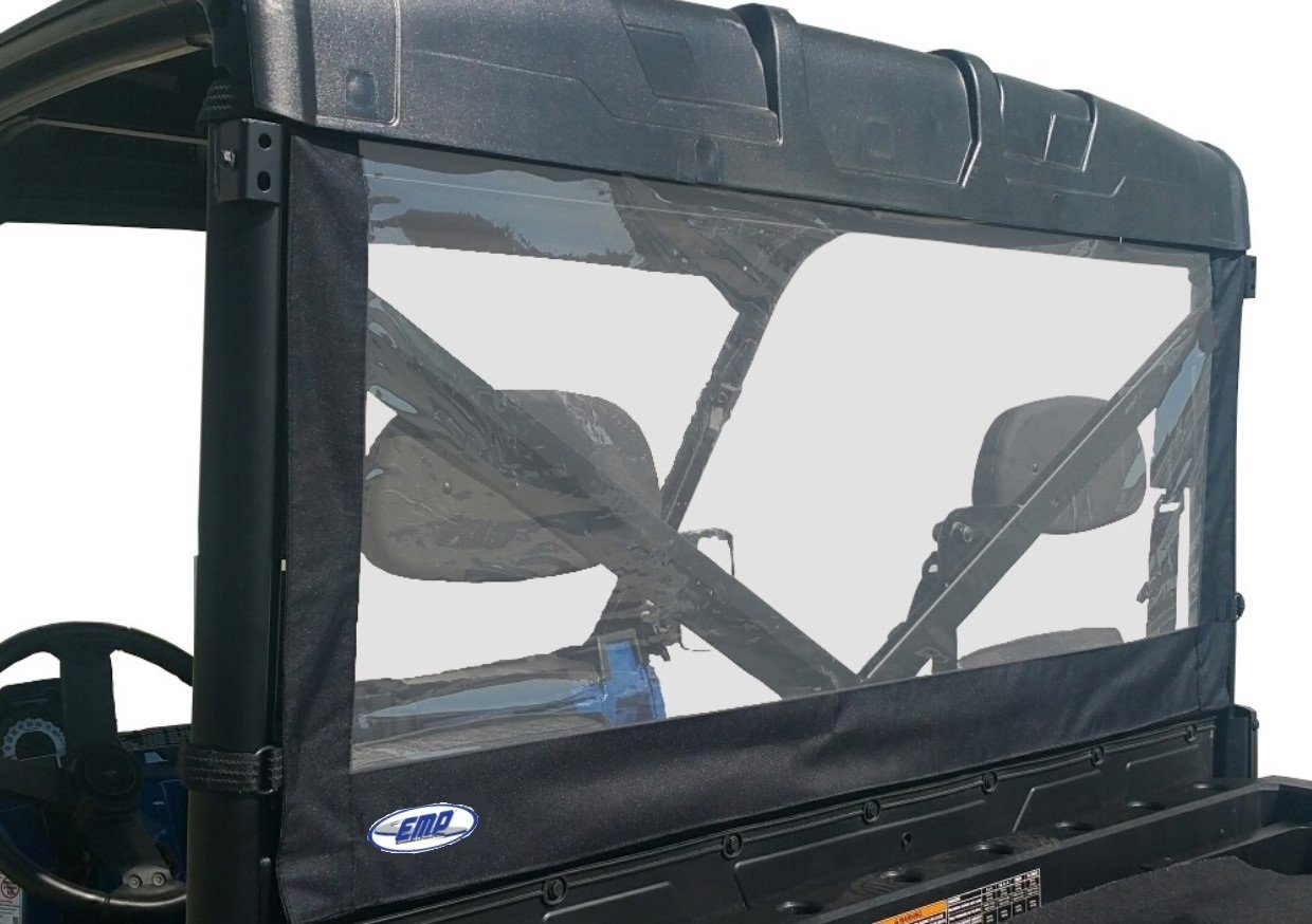 Polaris Ranger Rear Dust Stopper (Fits: FULL Size Ranger with PRO-FIT Cage)