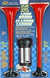 Wolo 417 Long Horns Big Rig Sound - 12 Volt, Low and High Tone