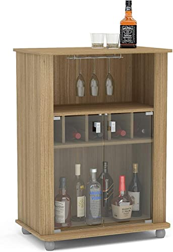 Boahaus Modern Mini Bar 2 Door