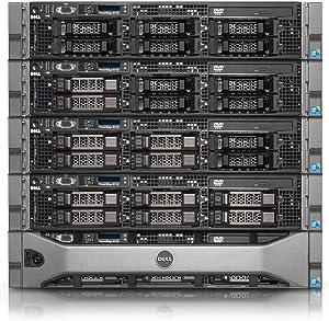 Dell PowerEdge R710 Server | 2X 3.06GHz 12 Cores | 128GB | PERC6i | 12TB SAS Storage (Renewed)